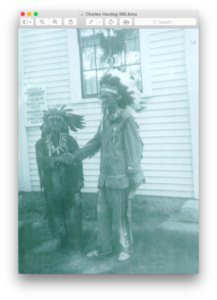 Chief White Feather_